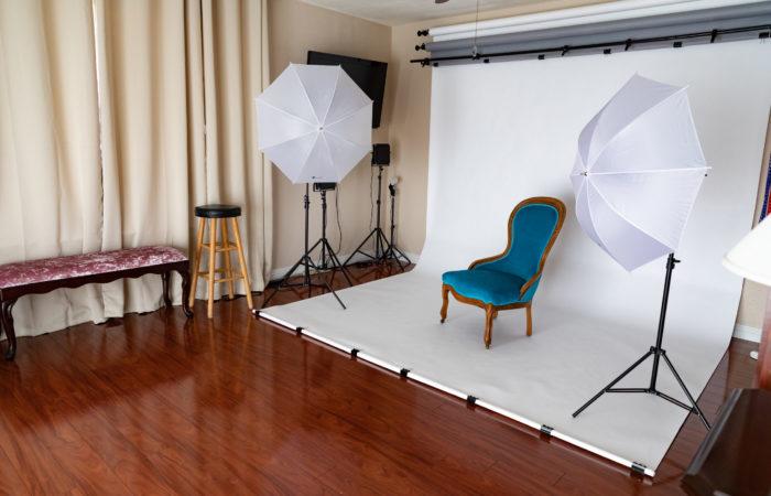Indoor Studio Space